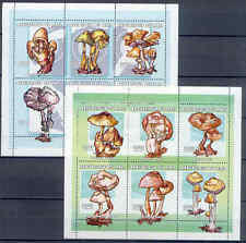 Funghi, Mushrooms-Mali - 2546-2557 KB ** MNH 2000