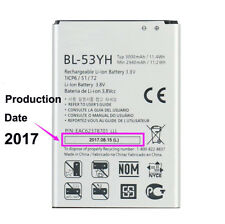 New 3000mah BL-53YH Battery for LG G3 G 3 VS985 F400 D850 D855 D830 D851 LS990