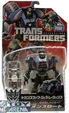 Transformers Generations TG-07 Onslaught Bruticus Fall of Cybertron Figure