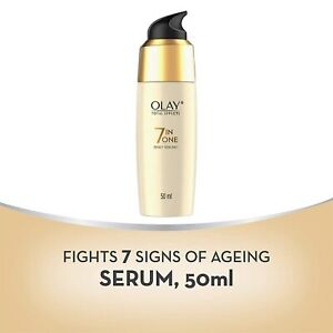 Olay Total Effects 7 in One Anti Ageing Daily Smoothing Serum 50 ml Pack