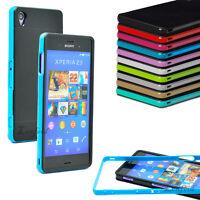 Schutz Hülle für Sony Xperia Z Modelle Handy Tasche Flip Case Slim