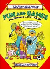 Family Time: The Berenstain Bears Fun and Games by Jan Berenstain and Stan Beren