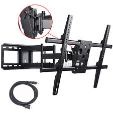"Articulating TV Wall Mount for Samsung LG Sharp Vizio 40~70 60 65""LED Plasma BH7"