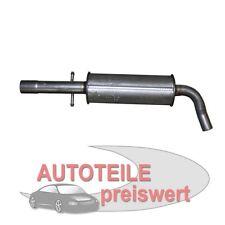 MTS Mittelschalldämpfer AUDI A3 Seat Leon Toledo Skoda VW Golf 4 Beetle 1,4
