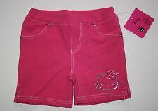 New Princess Hello Kitty Pink Pull On Gem kitty Design Shorts Size 6 Kid NWT