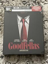 Goodfellas - 4K Steelbook (New Sealed - Sold Out! BestBuy Exclusive)