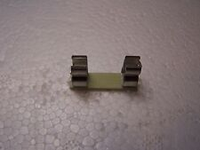 Glass Fuse Holder Snap-In 1pc Through Hole Pcb (5x20mm)