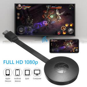 WIFI KABELLOS HDMI SPIEGELBILDSCHIRM-ANZEIGEADAPTER FÜR 1080P TV MIRACAST DONGLE