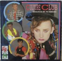 CULTURE CLUB ~ Colour By Numbers ~ VINYL LP