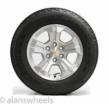 New 2017 Chevy Silverado Z71 LTZ Tahoe Suburban Avalanche 18 Wheels Rims Tires B