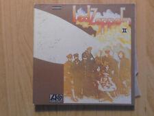 LED ZEPPELIN CD: LED ZEPPELIN II (JAPAN Atlantic WPCR-11612;VINYL REPLICA)