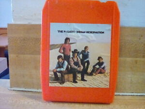 """The Raiders """"Indian Reservation"""" 8 track tape new splice"""