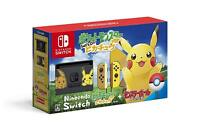 Nintendo Switch Pocket Monsters Let's Go! Pikachu Set with Monster Ball Plus