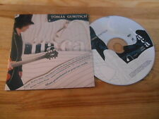 CD Pop Tomas Gubitsch - Same / Untitled Album (12 Song) Promo TG & CO POLYCHR cb