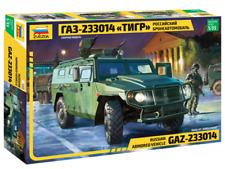 ZVEZDA 3668 1:35 RUSSIAN ARMORED GAZ-233014 Tiger
