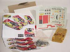"Porsche 956C ""Shell"" 3 vers. incl. 2nd Le Mans 1988 Starter 1:43 - kit"