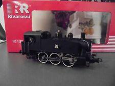 Rivarossi Hr2642 Steam LOCO FS Gr.831 X S100 USATC Livery NERA Ep111 DCC Sound