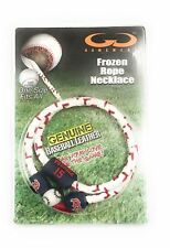 MLB Frozen Rope Necklace MLB Team: Boston Red Sox Dustin Pedroia