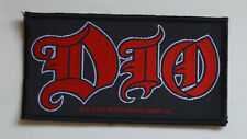 DIO - Logo - Patch - 10,3 cm x 5,7 cm - 164351