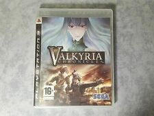 VALKYRIA CHRONICLES SONY PS3 PLAYSTATION 3 PAL ITA ITALIANO COMPLETO ORIGINALE
