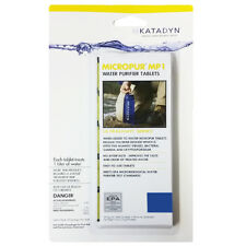 Katadyn Micropur Water Purification Tablets - 30-Pack