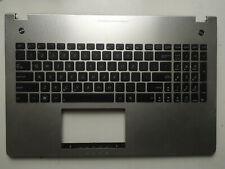 Asus N56V N56VB Palmrest with Backlit US Keyboard 13GN9J1AM011-1 43NJ8TCJN00