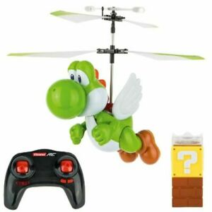 Carrera RC Super Mario - Flying Yoshi Helikopter Heli Gyro 2.4 GHz