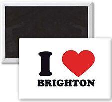 I Love Brighton fridge magnet (se)   REDUCED