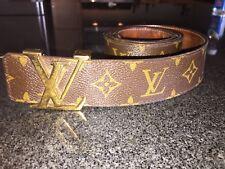 Louis Vuitton Monogram Belt Size 40/100
