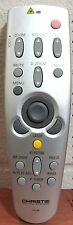 Christie Digital Systems CXLM Projector Remote Control W/ Laser Pointer - Tested