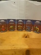 mattel micro collection masters of the universe he-man skeletor orko mer-man new