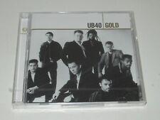 Gold by UB40 (CD, Jan-2014)