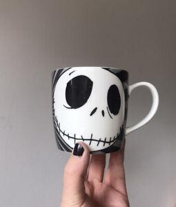 the nightmare before christmas cup mug disney tim burton collectible