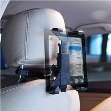 """Universal Car Mount Seat Headrest For iPad Android Tablet Stand Holder 7-12"""" BS"""