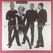 Eighth Wonder-Cross My Heart/déjame en condición-CBS 651552-7 ex +