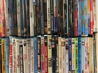 35 DVD LOT WHOLESALE ASSORTED TV Series Comedies Kid Thrillers Horror RESELL