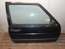 Beifahrertür Tür Vorn Rechts VW Golf II 2 2-Türer LA5U Royalblau