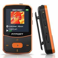 MP3 Player Bluetooth 5.0 Sport - Verlustfreier Sound FM Sprachaufzeichnung 25 g