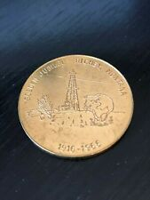 Richey Montana Token Coin Jubilee Days June 1966 Golden Jubilee