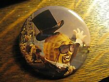 Planters Peanuts Mr. Mister Peanut Mascot Advertisement Pocket Lipstick Mirror