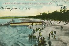 Sylvan Beach, NY 5 Miles of the Finest 1907 Beach for Bathing in the World