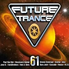 FUTURE TRANCE VOL. 61 * NEW & SEALED 3CD DIGIPACK * NEU *