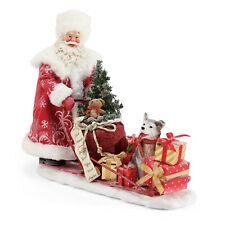 Dept 56 New 2020 Possible Dreams Santa Claus Snow Buddies 6003857