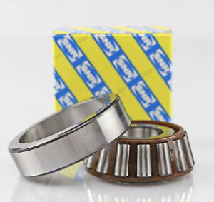 2 x PF6 Gearbox Bearings EO SNR EC42228 Replaces NP868033/NP666556 - 25x66x22mm