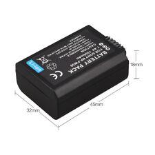1500mAh NP-FW50 Battery For Sony Alpha 7 a7 7R a7R 7S a7S a3000 a5000 a6000 Cam