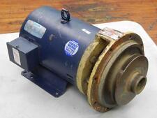 #81 Leeson 10HP Motor + Aurora Centrifugal Pump 115 GPM 1.5x2x9C 208-230/460V