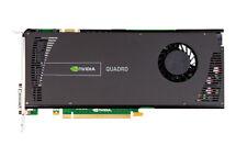NVIDIA QUADRO 4000 2GB GDDR5 X1 VIDEO CARD V2 DELL 731Y3