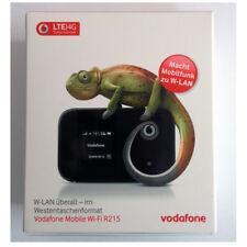 Vodafone R215 Mobile Hotspot LTE mit bis zu 150 Mbit/s Huawei E5372 schwarz