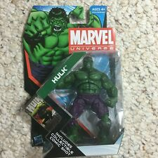 Marvel Universe Series 4 Action Figure #19 Incredible Hulk 3.75 Inch