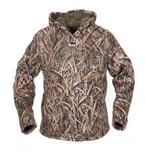 Banded Atchafalaya Pullover BLADES Camo Insulated Windproof Fleece 2XL Adult